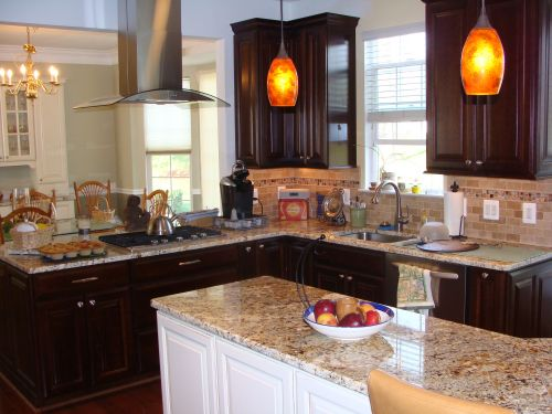 Gorgeous kitchen remodel